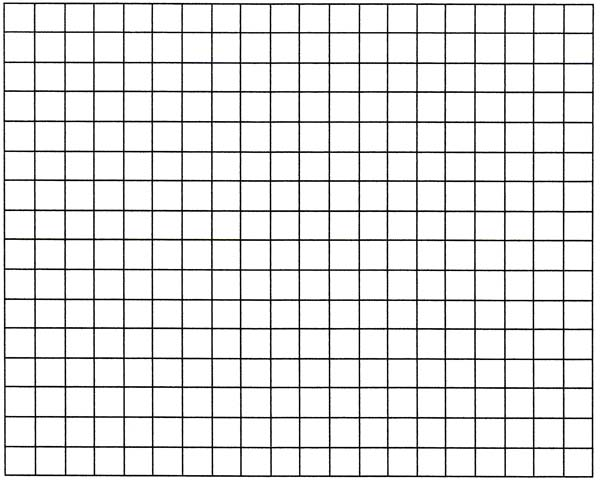 Now copy these words into the grid below When all the words are
